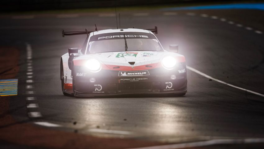 Le Mans 2018 – Toyota finally wins, M'sian team 10th Image #827724