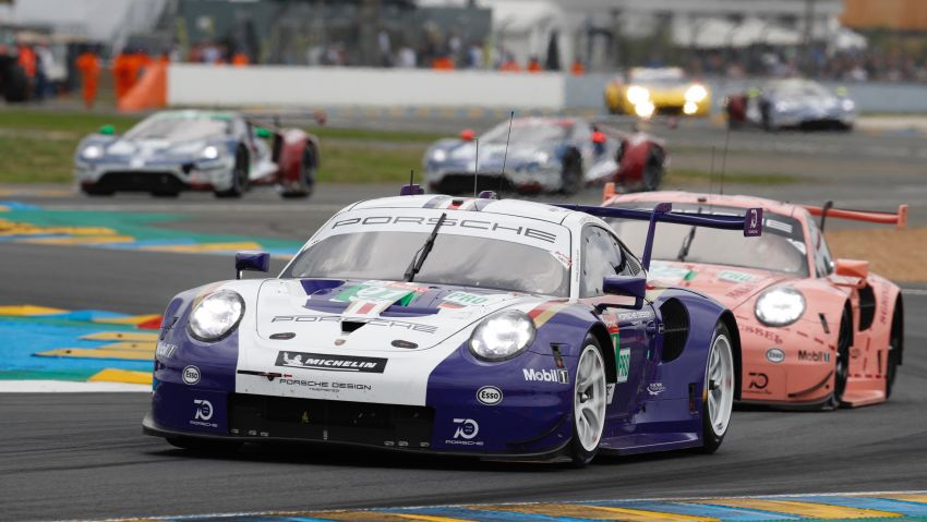 Le Mans 2018 – Toyota finally wins, M'sian team 10th Image #827726