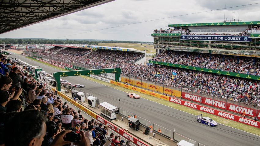 Le Mans 2018 – Toyota finally wins, M'sian team 10th Image #827731