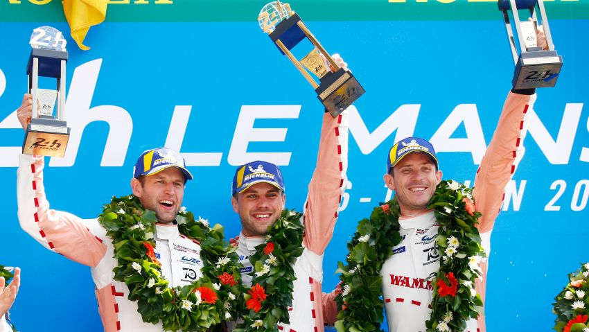 Le Mans 2018 – Toyota finally wins, M'sian team 10th Image #827733