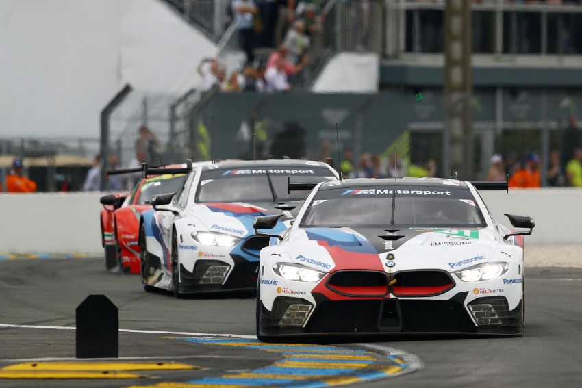Le Mans 2018 – Toyota finally wins, M'sian team 10th Image #827734