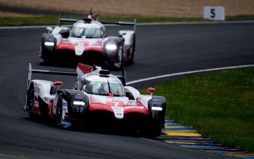 Le Mans 2018 – Toyota finally wins, M'sian team 10th Image #827675