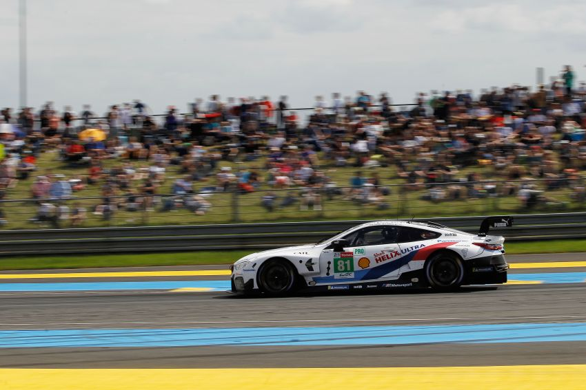 Le Mans 2018 – Toyota finally wins, M'sian team 10th Image #827739