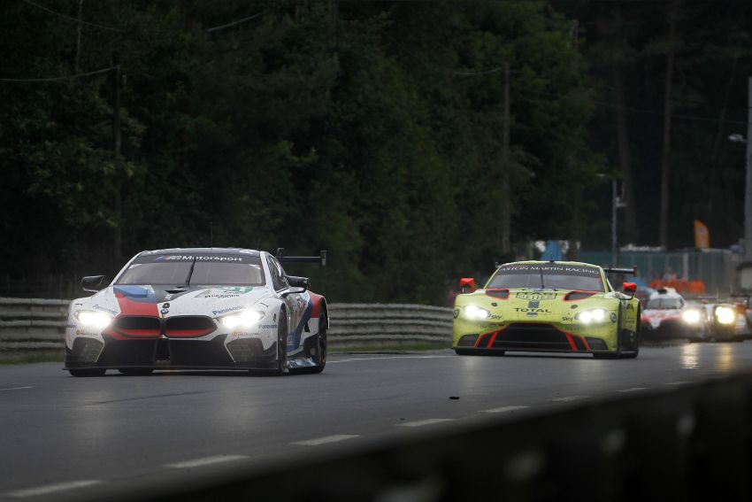 Le Mans 2018 – Toyota finally wins, M'sian team 10th Image #827741