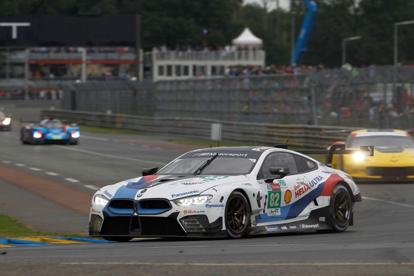 Le Mans 2018 – Toyota finally wins, M'sian team 10th Image #827742