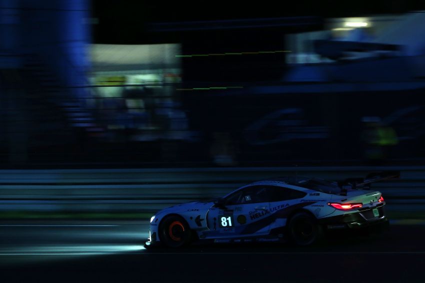 Le Mans 2018 – Toyota finally wins, M'sian team 10th Image #827747