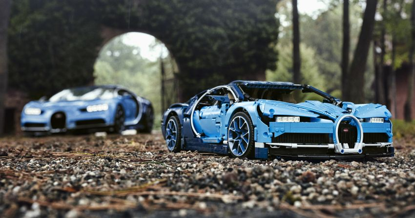 Bugatti unveils cheapest ever Chiron – costs RM1,999 Image #823147