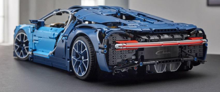 Bugatti unveils cheapest ever Chiron – costs RM1,999 Image #823168