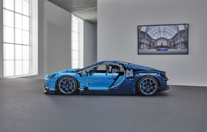 Bugatti unveils cheapest ever Chiron – costs RM1,999 Image #823169