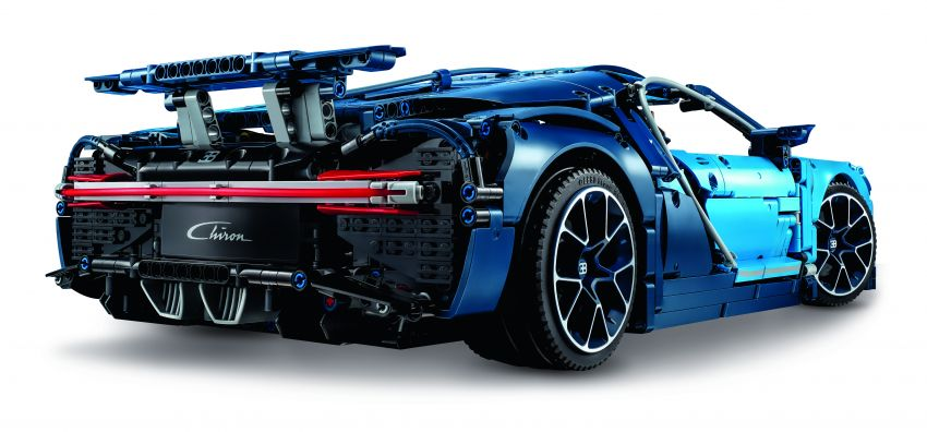 Bugatti unveils cheapest ever Chiron – costs RM1,999 Image #823156