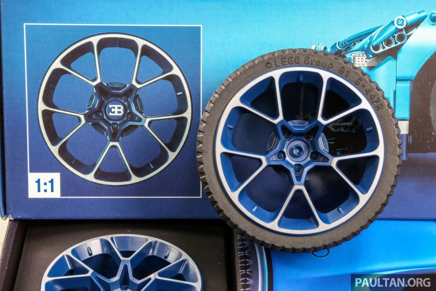 FIRST LOOK: Lego Technic Bugatti Chiron Malaysian unboxing plus gallery – 1:8, 3,599 pieces, RM1,999! Image #824971