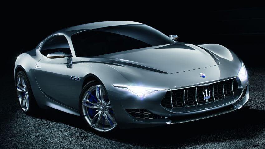 Maserati Alfieri – 300 km/h EV coupe targets Tesla; electrification expansion, SUV below Levante planned Image #823442