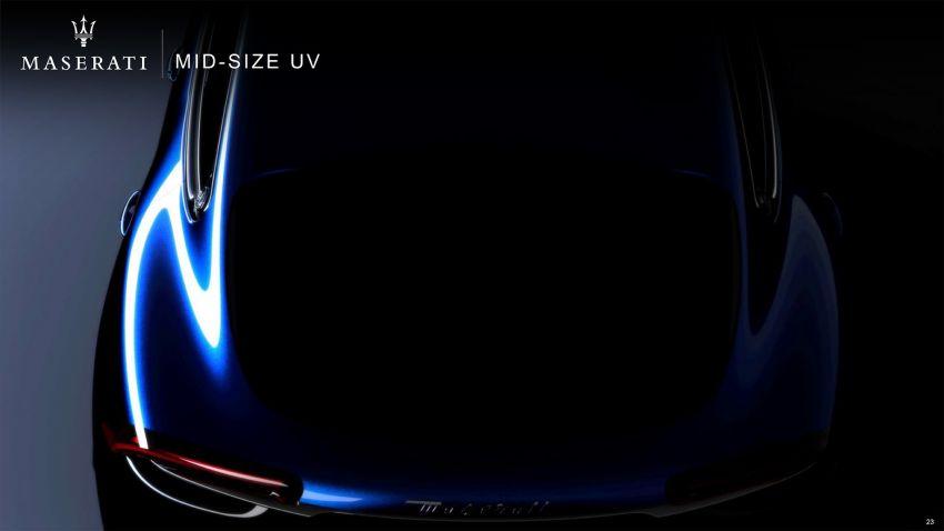 Maserati Alfieri – 300 km/h EV coupe targets Tesla; electrification expansion, SUV below Levante planned Image #824754