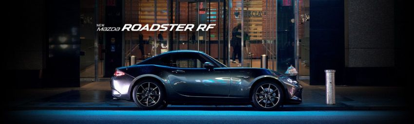 2019 Mazda MX-5 gets significant power bump, raised 7,500 rpm limit, active safety and telescopic steering Image #826147