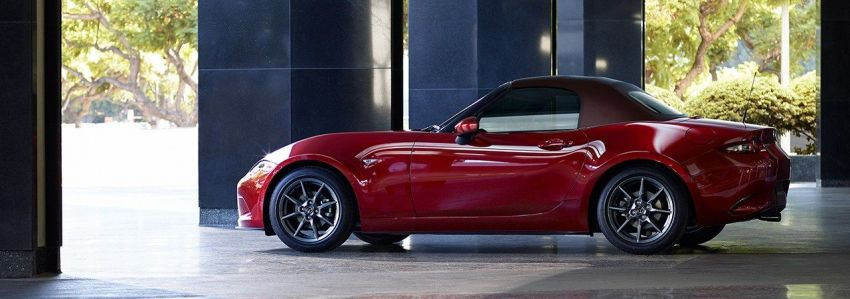 2019 Mazda MX-5 gets significant power bump, raised 7,500 rpm limit, active safety and telescopic steering Image #826158