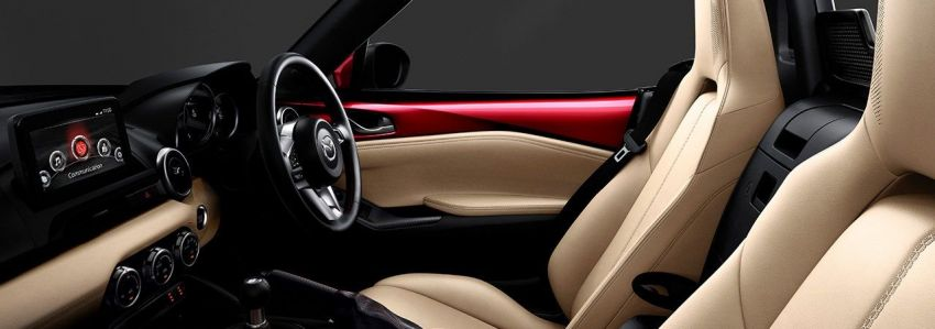 2019 Mazda MX-5 gets significant power bump, raised 7,500 rpm limit, active safety and telescopic steering Image #826161