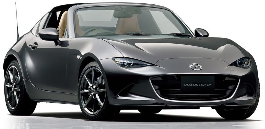 2019 Mazda MX-5 gets significant power bump, raised 7,500 rpm limit, active safety and telescopic steering Image #826162