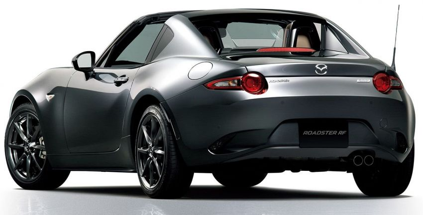 2019 Mazda MX-5 gets significant power bump, raised 7,500 rpm limit, active safety and telescopic steering Image #826163