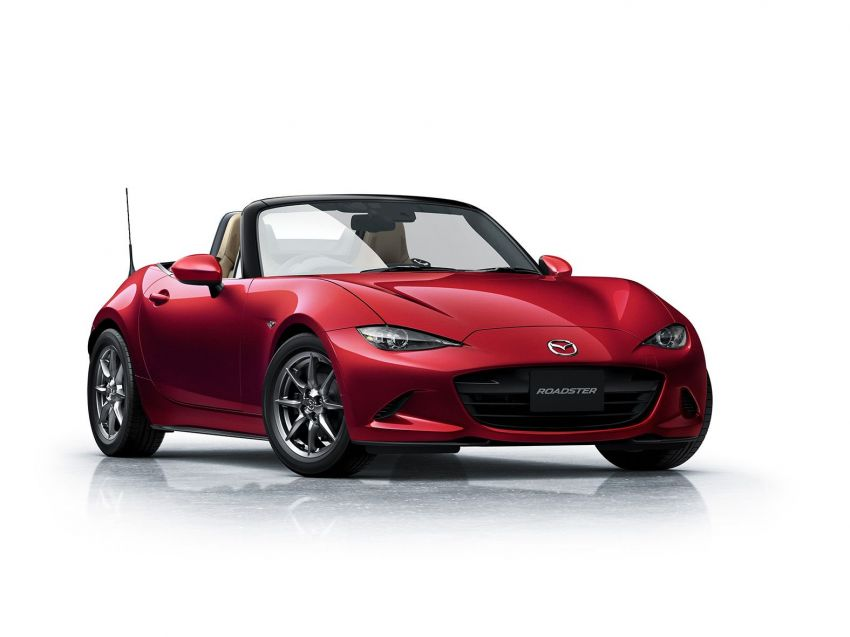 2019 Mazda MX-5 gets significant power bump, raised 7,500 rpm limit, active safety and telescopic steering Image #826164