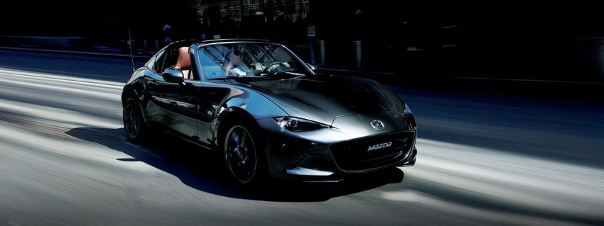 2019 Mazda MX-5 gets significant power bump, raised 7,500 rpm limit, active safety and telescopic steering Image #826148