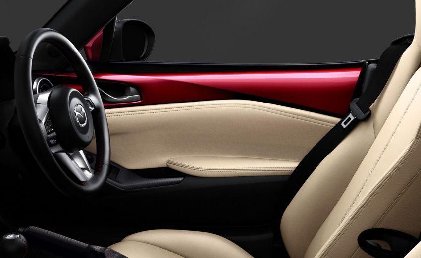 2019 Mazda MX-5 gets significant power bump, raised 7,500 rpm limit, active safety and telescopic steering Image #826173