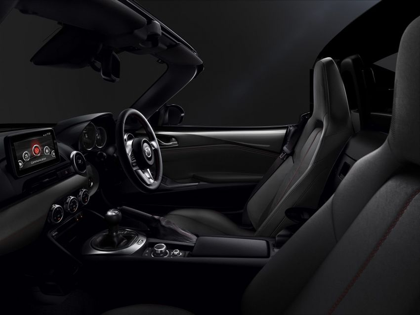2019 Mazda MX-5 gets significant power bump, raised 7,500 rpm limit, active safety and telescopic steering Image #826178
