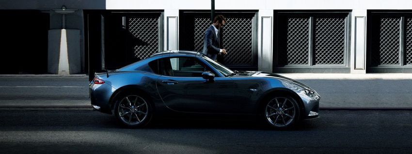 2019 Mazda MX-5 gets significant power bump, raised 7,500 rpm limit, active safety and telescopic steering Image #826150