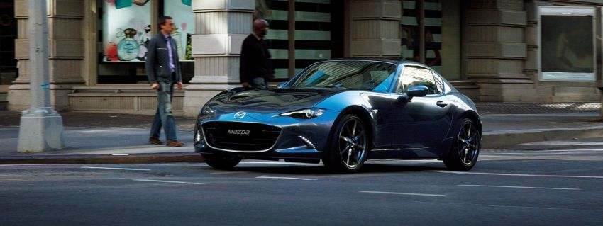 2019 Mazda MX-5 gets significant power bump, raised 7,500 rpm limit, active safety and telescopic steering Image #826151