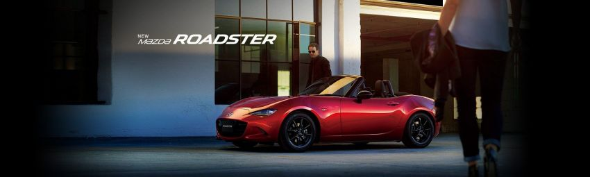 2019 Mazda MX-5 gets significant power bump, raised 7,500 rpm limit, active safety and telescopic steering Image #826152