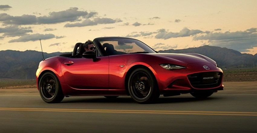 2019 Mazda MX-5 gets significant power bump, raised 7,500 rpm limit, active safety and telescopic steering Image #826153