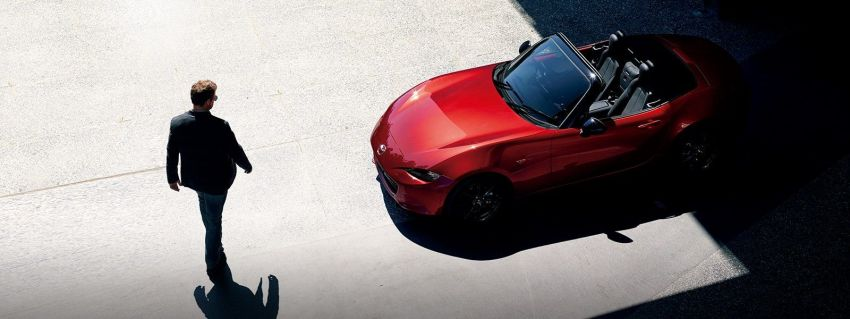 2019 Mazda MX-5 gets significant power bump, raised 7,500 rpm limit, active safety and telescopic steering Image #826155