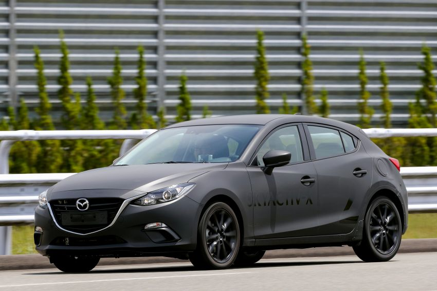 DRIVEN: 2019 Mazda 3 prototype with SkyActiv-X engine – is a high-tech petrol mill still relevant? Image #824903