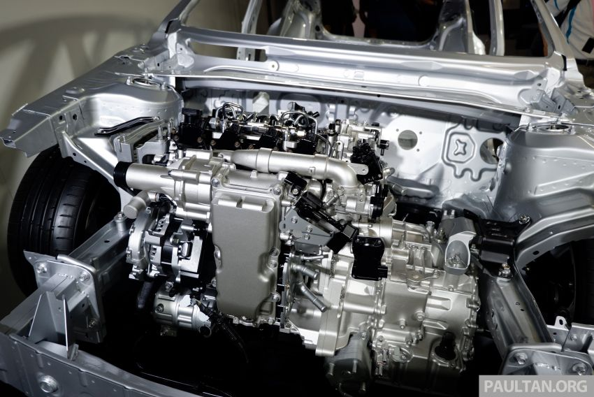 DRIVEN: 2019 Mazda 3 prototype with SkyActiv-X engine – is a high-tech petrol mill still relevant? Image #827986