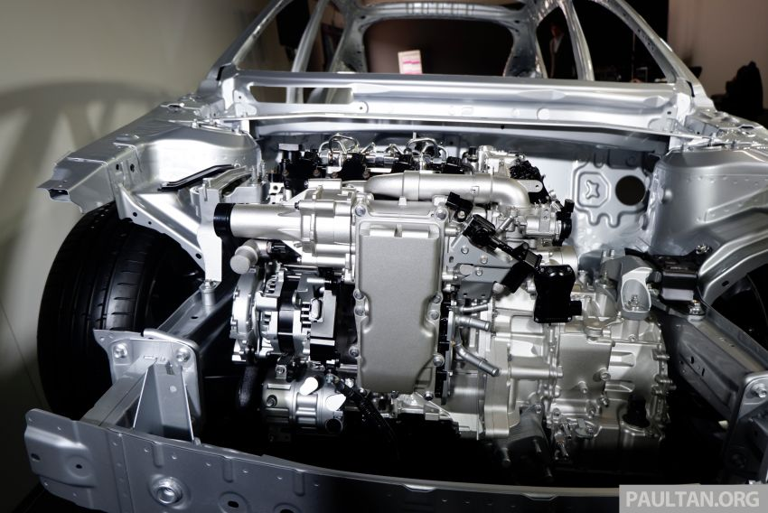DRIVEN: 2019 Mazda 3 prototype with SkyActiv-X engine – is a high-tech petrol mill still relevant? Image #827994