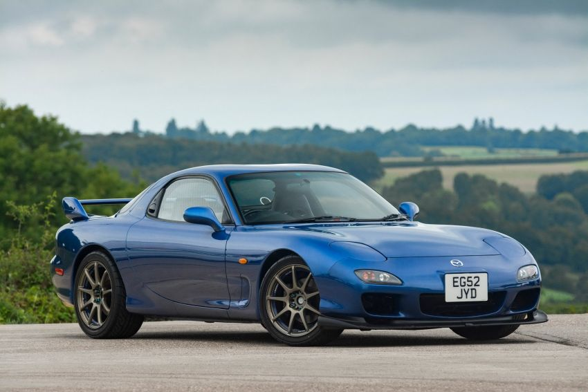 VIDEO: Mazda celebrates 40th anniversary of the RX-7 Image #828955