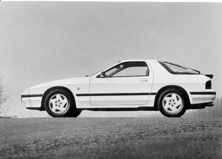 VIDEO: Mazda celebrates 40th anniversary of the RX-7 Image #828966