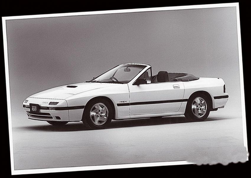 VIDEO: Mazda celebrates 40th anniversary of the RX-7 Image #828940