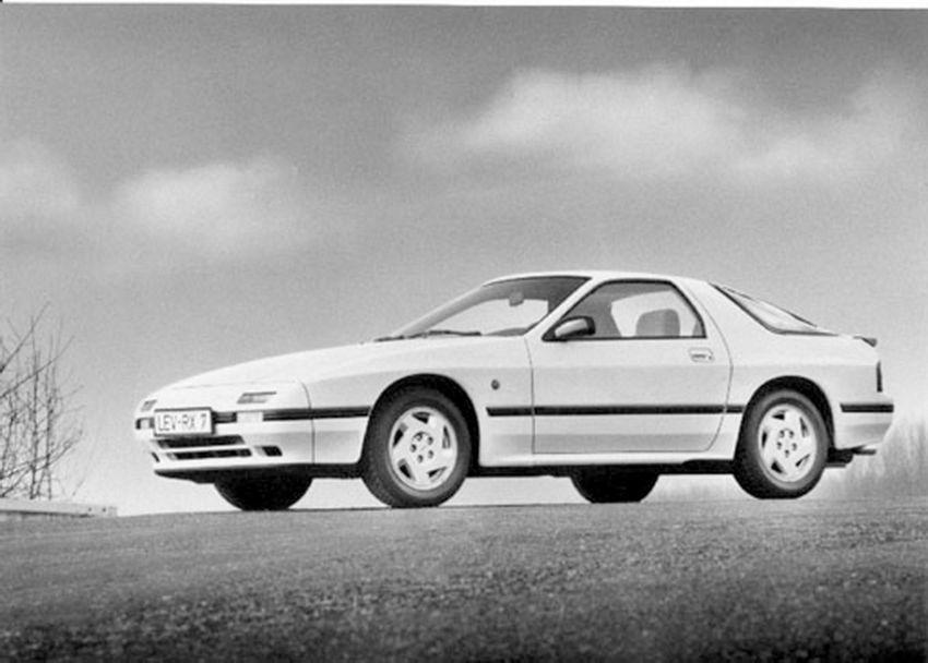 VIDEO: Mazda celebrates 40th anniversary of the RX-7 Image #828967