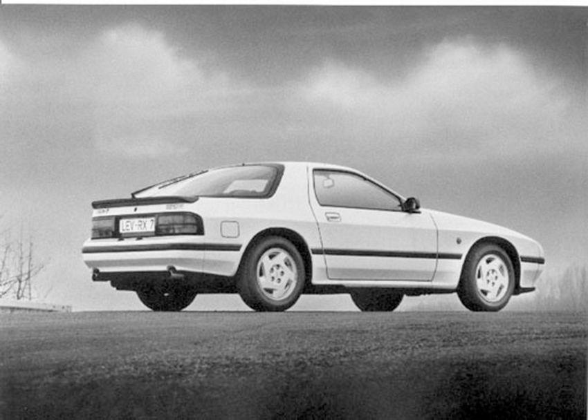 VIDEO: Mazda celebrates 40th anniversary of the RX-7 Image #828968