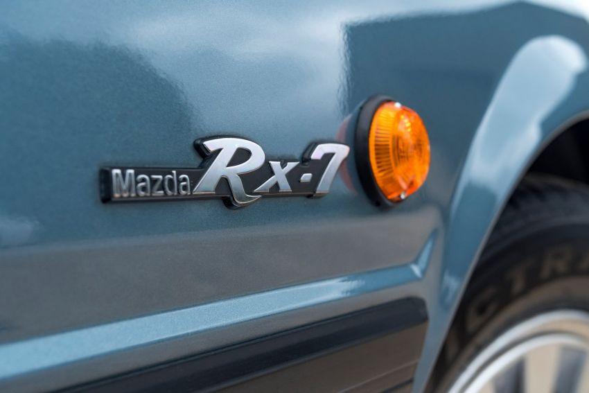 VIDEO: Mazda celebrates 40th anniversary of the RX-7 Image #828946