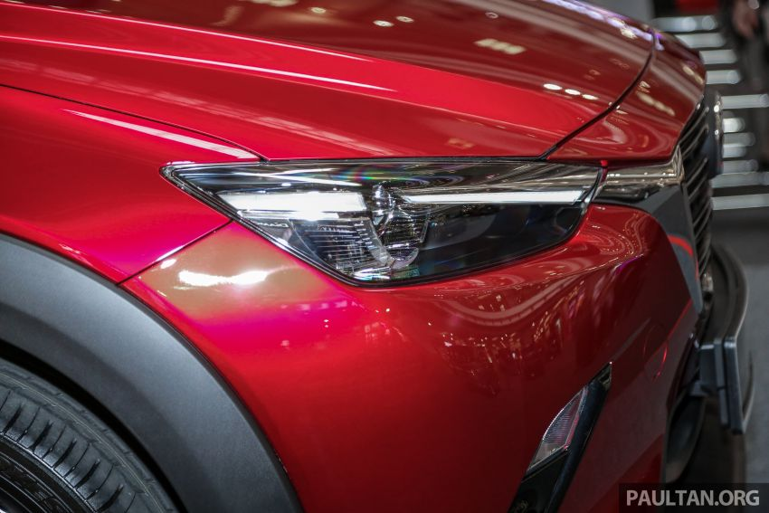 2018 Mazda CX-3 facelift previewed in Malaysia – RM121,134 est, higher specs with blind spot monitor Image #831860