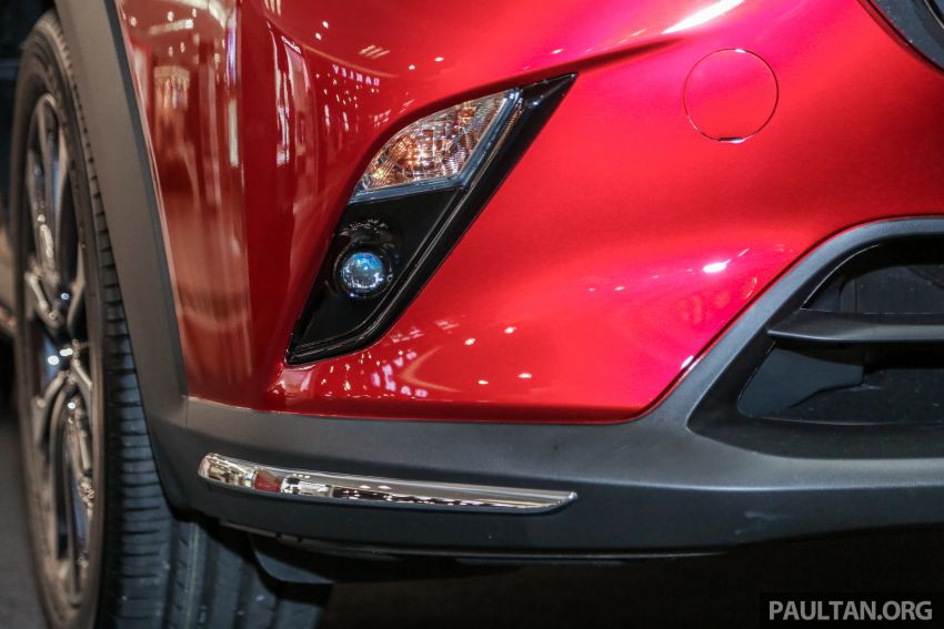 2018 Mazda CX-3 facelift previewed in Malaysia – RM121,134 est, higher specs with blind spot monitor Image #831861
