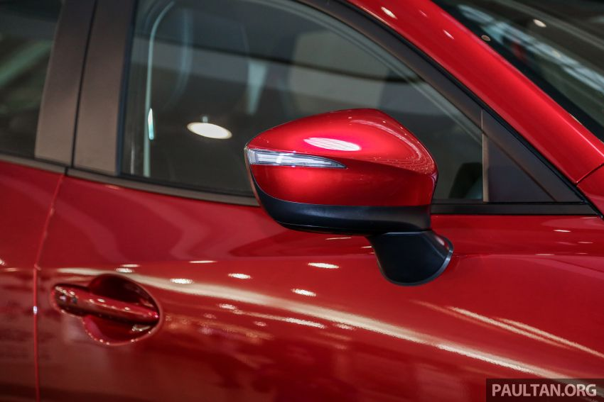 2018 Mazda CX-3 facelift previewed in Malaysia – RM121,134 est, higher specs with blind spot monitor Image #831865