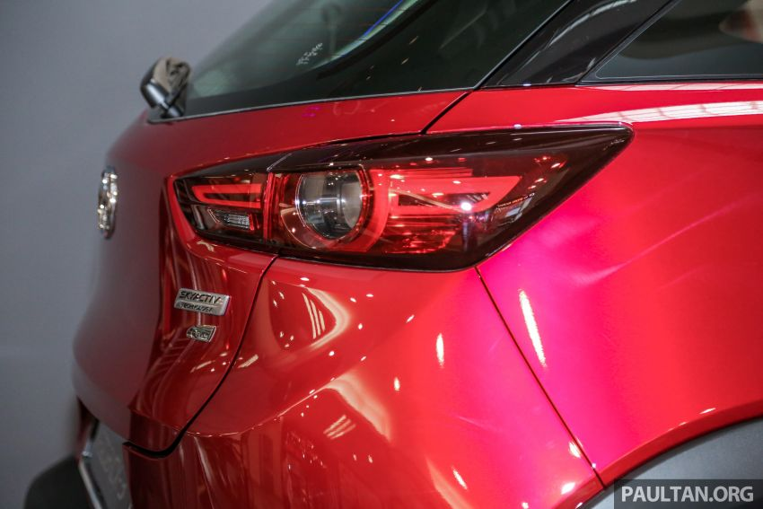 2018 Mazda CX-3 facelift previewed in Malaysia – RM121,134 est, higher specs with blind spot monitor Image #831871