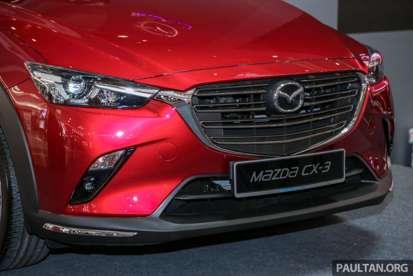 2018 Mazda CX-3 facelift previewed in Malaysia – RM121,134 est, higher specs with blind spot monitor Image #831858