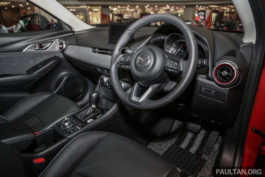 2018 Mazda CX-3 facelift previewed in Malaysia – RM121,134 est, higher specs with blind spot monitor Image #831879