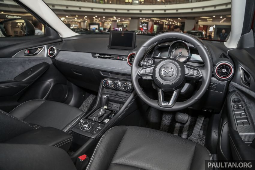 2018 Mazda CX-3 facelift previewed in Malaysia – RM121,134 est, higher specs with blind spot monitor Image #831894