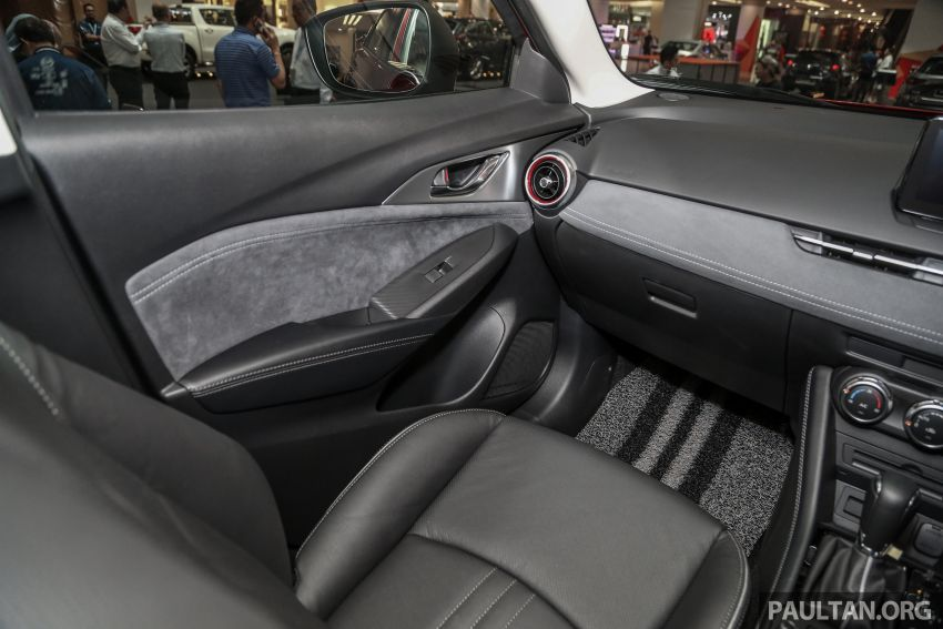 2018 Mazda CX-3 facelift previewed in Malaysia – RM121,134 est, higher specs with blind spot monitor Image #831896