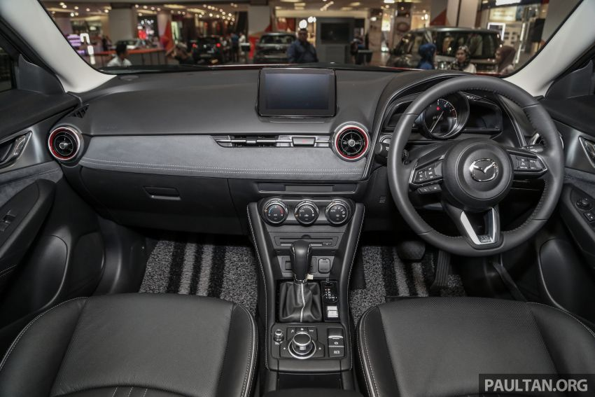 2018 Mazda CX-3 facelift previewed in Malaysia – RM121,134 est, higher specs with blind spot monitor Image #831880