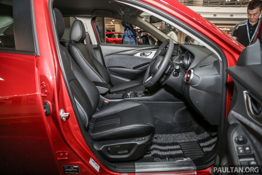2018 Mazda CX-3 facelift previewed in Malaysia – RM121,134 est, higher specs with blind spot monitor Image #831899